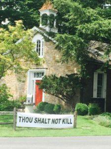 ThouShallNotKill
